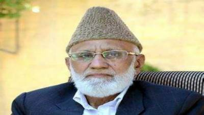 Sehrai urges world to pressurize India for Kashmir settlement