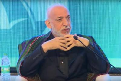 United States Forces are not going to leave Afghanistan, believes Hamid Karzai