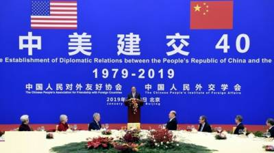 Chinese VP urges dialogue, consultations for healthy, stable China-US ties