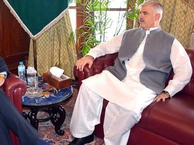 CM congrats new cabinets of Buner, Mohmand press clubs
