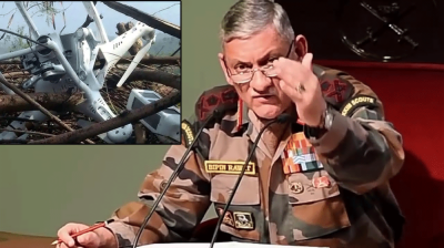 General Bipin Rawat accepts Indian Army's incapabilities against Pakistan Army