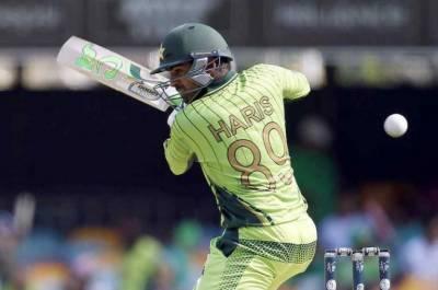 Haris Sohail breaks silence over media reports of knee injury, black magic spell