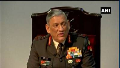 Indian Army Chief puts two conditions for talks with Kashmiri separatists leaders, one linked with Pakistan