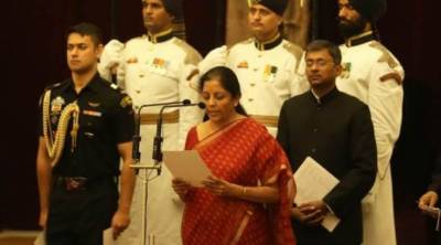 Indian Defence Minister Nirmala Sitharaman insulted back at home