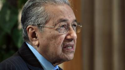 Malaysia's Mahathir Mohammad action against Israelis lauded across board
