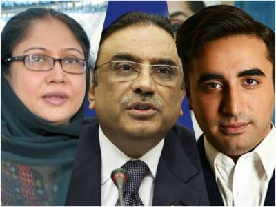 Murad Ali Shah, Faryal Talpur, Zardari to remain in list of ECL: Fawad