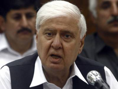 Participation of all parties to Afghan peace process inevitable: Sherpao