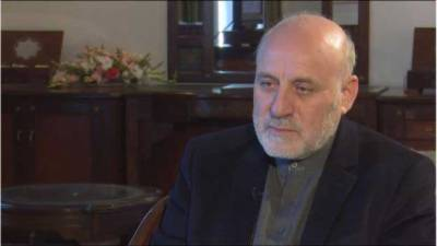 Top Afghan official acknowledges Pakistan's sincerity in Afghanistan peace process
