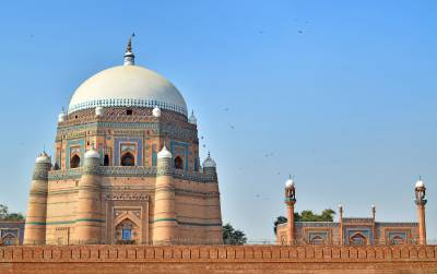 705th Urs of Great Sufi Saint Hazrat Shah Ruknuddin Alam kicks off in Multan