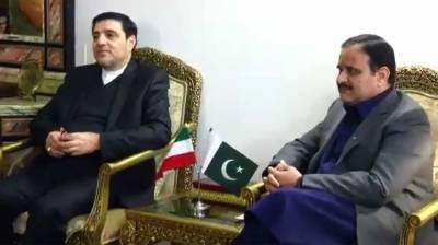 CM Punjab, Iranian Consul General discuss matters of mutual interest