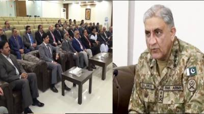COAS asks business community to capitalize on improved security situation