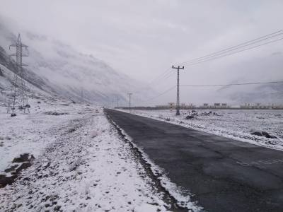 Intermittent rain, snowfall continue in parts of country