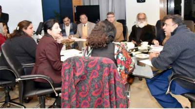 Modern education, professional training to be ensured in field of media: Fawad
