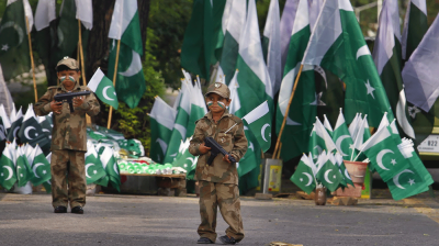Pakistan ranked as Most Patriotic Nation of Asia ahead of China and India