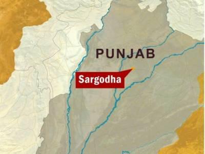 Three killed in Sargodha road accident