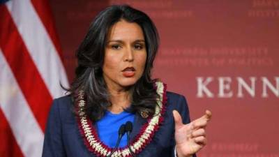 Tulsi Gabbard, first ever Hindu American lawmaker to run for US Presidential Election