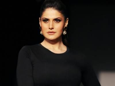 Zareen Khan sexually assaulted yet again