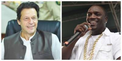 Akon sends message to PM Imran Khan ahead of arrival in Pakistan