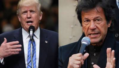 Donald Trump conveys special message for PM Imran Khan