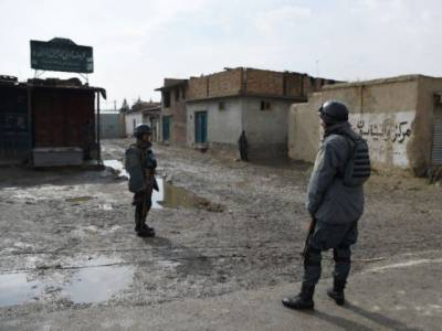 Five killed in militant attack on Afghan Police Station