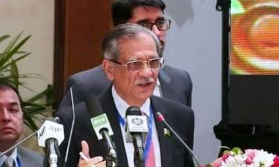 'I am Pakistan' campaign getting good response from overseas Pakistani: Chief Justice