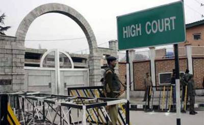 IOK: HC quashes Public Safety Act detention of five persons