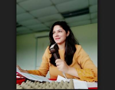 Pakistan's first ever female cricket commentator Marina Iqbal makes history