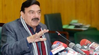 Railways to introduce gift scheme for passengers: Sheikh Rashid