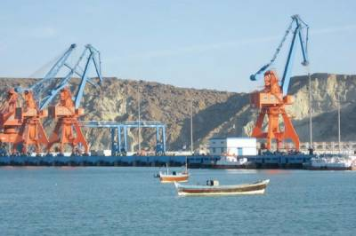 Saudi delegation visits proposed oil refinery site at Gwadar