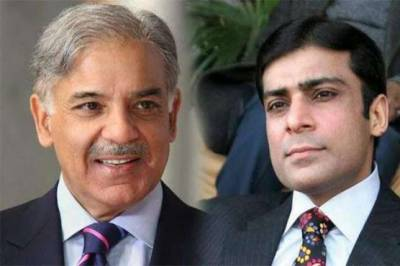 Shahbaz Sharif, Hamza Shahbaz turnout to be money launderers
