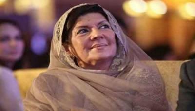Aleema Khan breaks silence over the media reports