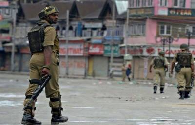 Complete shutdown in Occupied Kashmir against Indian troops