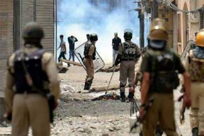 Indian troops martyr two Kashmiri boys in yet another fake encounter