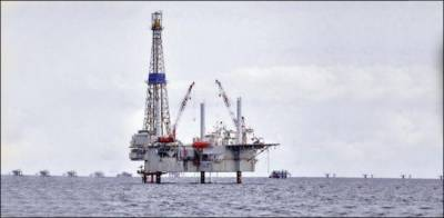 Mother of All Rigs start offshore drilling in Pakistan for discovering Reserves equal to Kuwait Wells