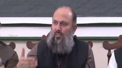 Public welfare govt's top priority: Balochistan CM