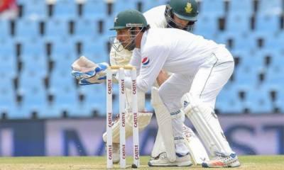 Skipper Sarfraz Ahmed makes historic record