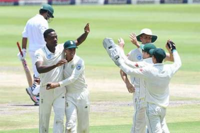 South Africa cleans sweep Pakistan in Test Series
