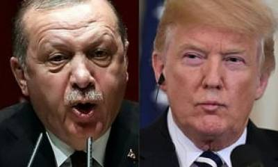 Turkey hits back hard against Donald Trump threats