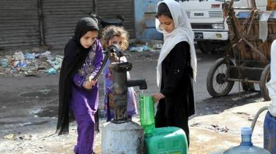 Water scarcity in Pakistan: IMF report makes startling revelations