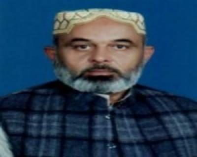 PTI MPA Malik Mazhar Abbas passed away