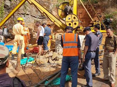 Body of trapped Indian miner found after 36 days