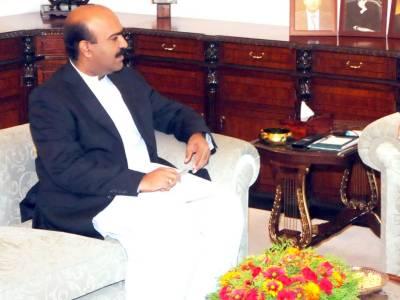 Govt taking steps for revival of economy: Nadeem Afzal Chan