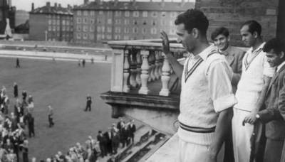 Google pays tribute to Pakistan's first Test captain Abdul Hafeez Kardar