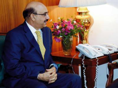 India at pain for Pakistan to become world trade hub due to CPEC: Masood