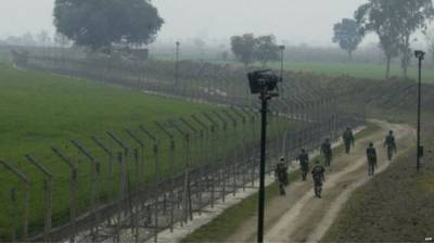 Indian Army violates ceasefire at LoC yet again