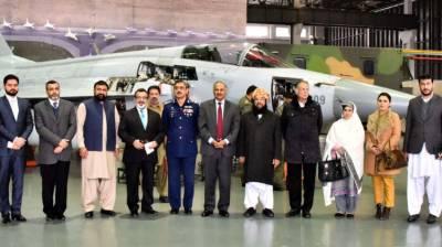 PAC Kamra exported 80 Mushshaq aircrafts in 5 years: Senate body
