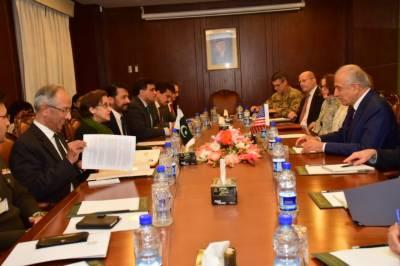 Pakistan arranged direct meeting between US and Afghan Taliban in UAE, admits top US envoy