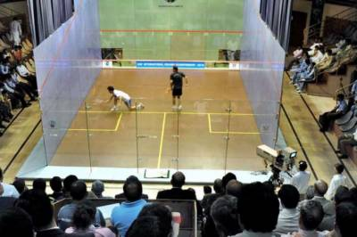 Pakistan beats India in the Asian Squash Championship