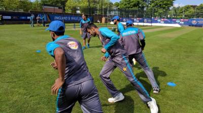 Pakistan Cricket Team start preparations for ODI international series