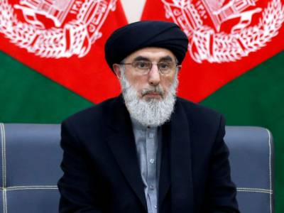 Afghan Hizb-i-Islami Chief Gulbuddin Hekmatyar to contest presidential polls